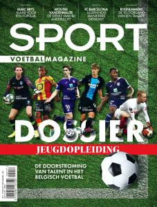 Sport Voetbal Magazine - 22 April 2020