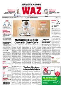WAZ Westdeutsche Allgemeine Zeitung Oberhausen-Sterkrade - 10. Mai 2018