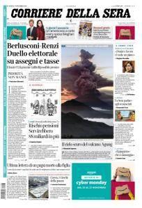 Corriere della Sera - 27 Novembre 2017