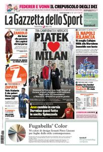 La Gazzetta dello Sport Sicilia – 21 gennaio 2019