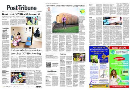 Post-Tribune – September 19, 2021