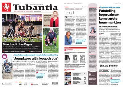 Tubantia - Enschede – 03 oktober 2017