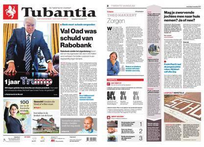 Tubantia - Enschede – 08 november 2017
