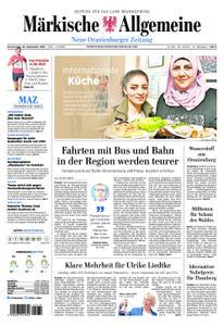 Neue Oranienburger Zeitung - 26. September 2019