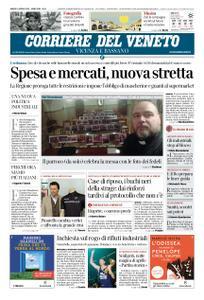 Corriere del Veneto Vicenza e Bassano – 04 aprile 2020