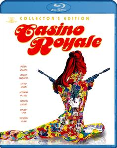 Casino Royale (1967) + Extras