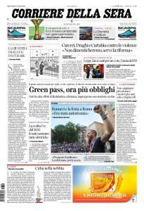 Corriere della Sera - 15 Luglio 2021