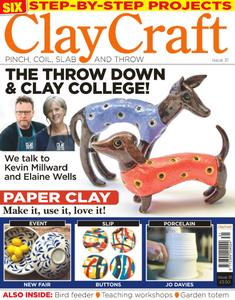 Claycraft - Issue 31, 2019