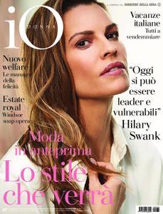 Io Donna del Corriere della Sera – 08 agosto 2020