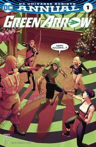 Green Arrow Annual 001 2018 Digital Zone-Empire