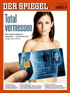 Der Spiegel - 05 Dezember 2015