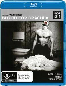 Blood For Dracula (1974) Andy Warhol's Dracula