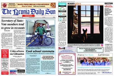 The Laconia Daily Sun – January 02, 2019