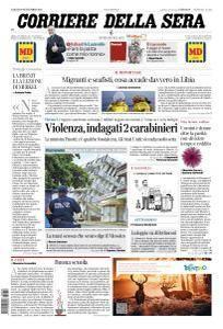 Corriere della Sera - 9 Settembre 2017