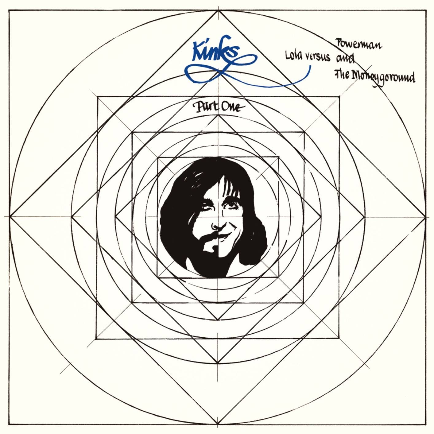 The Kinks - Lola vs. Powerman and the Moneygoround, Pt. 1 (1970/2018) [Official Digital Download 24/96]