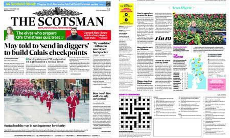 The Scotsman – December 10, 2018