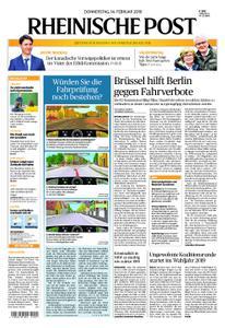 Rheinische Post – 14. Februar 2019