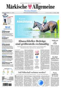 Märkische Allgemeine Westhavelländer - 28. Juni 2019