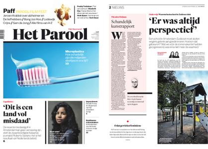 Het Parool – 28 september 2019