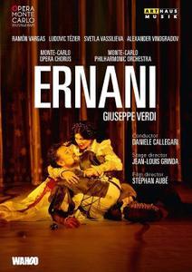 Daniele Callegari, Monte-Carlo Philharmonic Orchestra - Verdi: Ernani (2017)