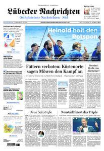 Lübecker Nachrichten Ostholstein Süd - 25. Juli 2019