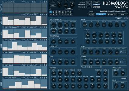 Homegrown Sounds Kosmology Collection KONTAKT