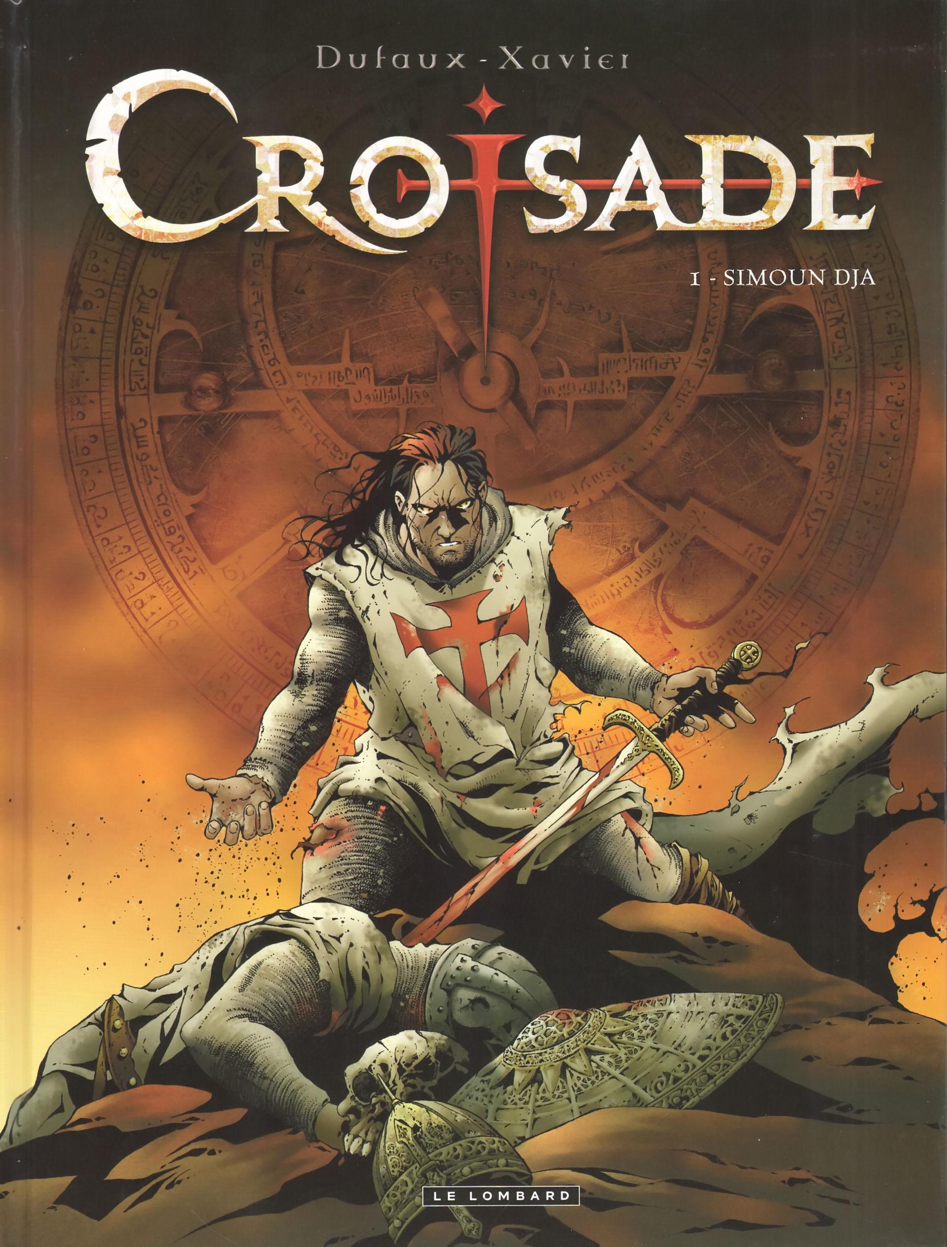 Croisade - 8 Albums