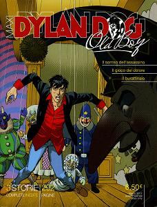 Dylan Dog Maxi - Volume 29 - Il Sorriso Dell'Assassino - Il Gioco Del Dolore - Il Burattinaio