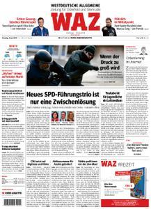 WAZ Westdeutsche Allgemeine Zeitung Oberhausen-Sterkrade - 04. Juni 2019