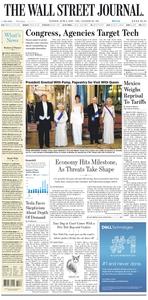 The Wall Street Journal – 4 June 2019