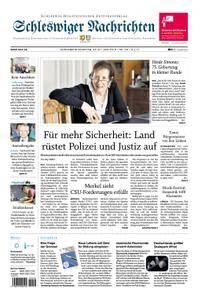 Schleswiger Nachrichten - 30. Juni 2018