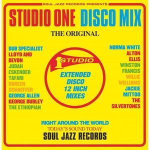 VA - Soul Jazz Records Presents STUDIO ONE Disco Mix (2019)