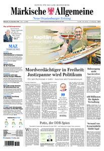 Neue Oranienburger Zeitung - 12. Dezember 2018