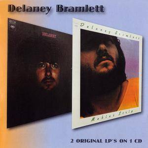 Delaney Bramlett - 'Some Things Coming' (1972) + 'Mobius Strip' (1973) 2 LP in 1 CD, Remastered Compilation 2011