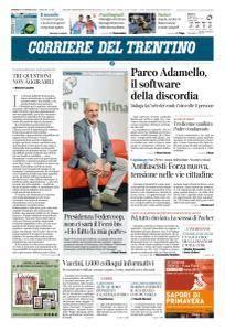 Corriere del Trentino - 11 Marzo 2018