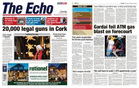 Evening Echo – November 19, 2020