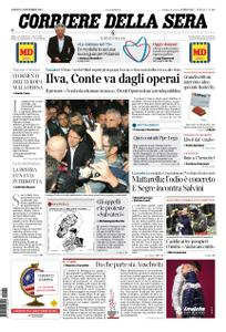 Corriere della Sera – 09 novembre 2019
