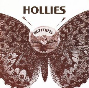 The Hollies - Butterfly (1967) {1989, Reissue}