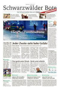 Schwarzwälder Bote Hechingen - 03. April 2018