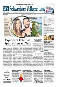 Schweriner Volkszeitung Hagenower Kreisblatt - 02. April 2019