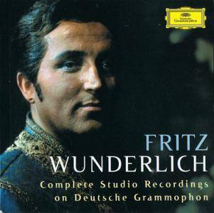 Fritz Wunderlich - Complete Studio Recordings On Deutsche Grammophon: Box Set 32CDs (2016) Re-up
