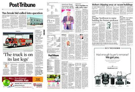 Post-Tribune – April 22, 2019