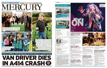 Hertfordshire Mercury – January 30, 2020