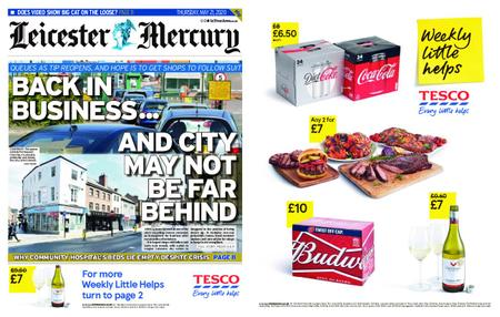 Leicester Mercury – May 21, 2020