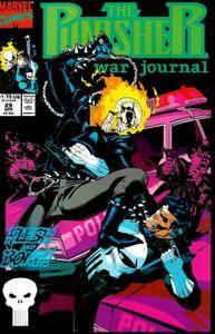 War Journal v1 029 - Ghost Rider