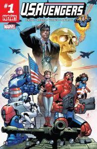 U.S.Avengers 001 (2017)