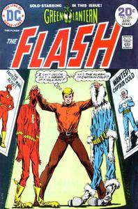The Flash v1 226 1974