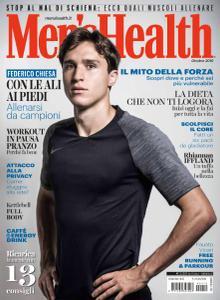 Men's Health Italia - Ottobre 2019
