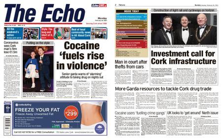 Evening Echo – February 24, 2020