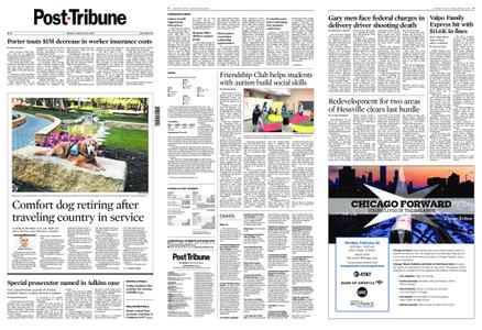 Post-Tribune – February 24, 2020